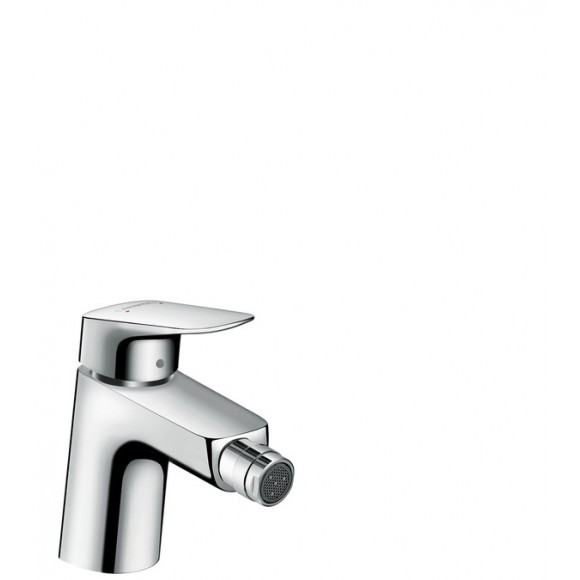 Смеситель для биде Hansgrohe Logis, 119 мм, 71204000