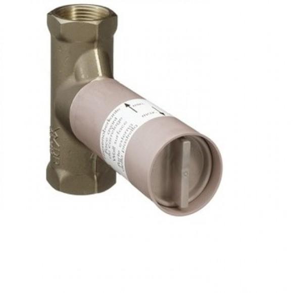 Внутренний механизм запорного вентиля 1/2 дюйма Ecostat Hansgrohe, 15973180
