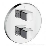 Запорный/переключающий вентиль iControl для смесителей скрытого монтажа Metris Hansgrohe, 31958000, , 21 001 руб., 31958000, Hansgrohe, Комплектующие для смесителей