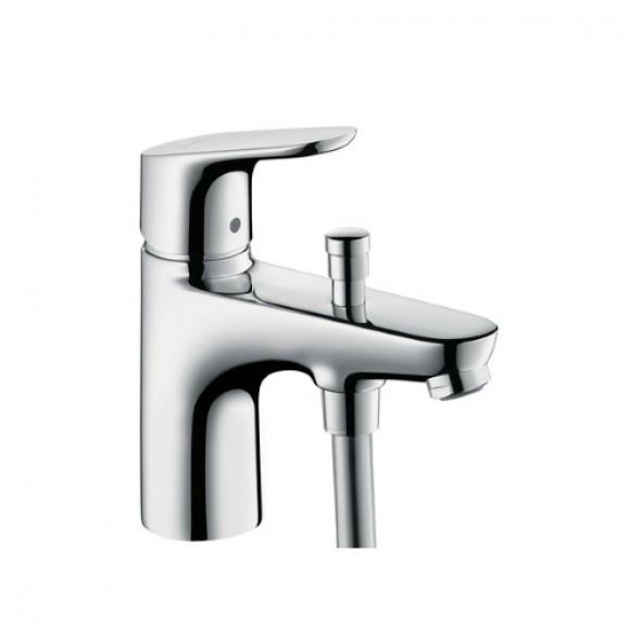 Смеситель для ванны и душа Hansgrohe Focus, 130 мм, 31938000