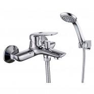 Смеситель для ванны Iddis Male, 152 мм, MALSB00i02, , 7 490 руб., MALSB00i02, Iddis, Смесители для ванны и душа