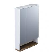 Шкаф-зеркалo Iddis Carlow 55, 550х747 мм, CAR5500i99, , 10 441 руб., CAR5500i99, Iddis, Зеркальные шкафы