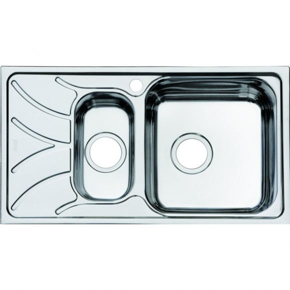 Мойка для кухни 1 1/2, чаша справа Iddis Arro, 780х440 мм, ARR78PZi77