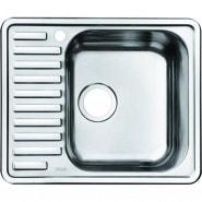 Мойка для кухни чаша справа Iddis Strit, 585х485 мм, STR58SRi77, , 4 741 руб., STR58SRi77, Iddis, Мойки из нержавеющей стали