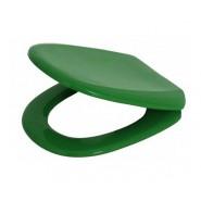 Сиденье для унитаза IDDIS, ID 01 046.1 zel, , 590 руб., ID 01 046.1 zel, Iddis, Комплектующие для унитазов
