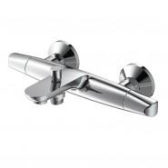 Смеситель для ванны Iddis Funk, 161 мм, FUNSB00i02