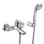 Смеситель для ванны Iddis Custo, 156 мм, CUSSB00i02, , 5 900 руб., CUSSB00i02, Iddis, Смесители для ванны и душа