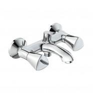 Смеситель для ванны с керамическим дивертором Iddis Bounce, 144 мм, BOUSB02i02, , 5 881 руб., BOUSB02i02, Iddis, Смесители для ванны и душа