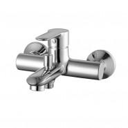Смеситель для ванны Iddis Cuba, 158 мм, CUBSB00I02WA, , 7 591 руб., CUBSB00I02WA, Iddis, Смесители для ванны и душа