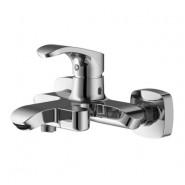 Смеситель для ванны IDDIS Joker, 174 мм, JOKSB00i02WA, , 8 356 руб., JOKSB00i02WA, Iddis, Смесители для ванны и душа