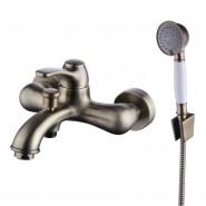 Смеситель для ванны Iddis Oldie, 180 мм, OLDBR00I02