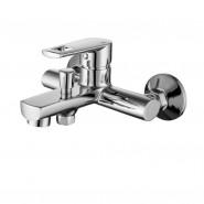 Смеситель для ванны Iddis Runo, 160 мм, RUNSB00I02WA, , 6 641 руб., RUNSB00I02WA, Iddis, Смесители для ванны и душа