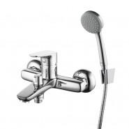 Смеситель для ванны и душа Iddis Zodiac, 172 мм, ZODSB02i02