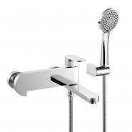 Смеситель для ванны Iddis Mirro, 157 мм, MIRSB00I02