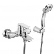 Смеситель для ванны Iddis Edificе, 166 мм, EDISB00i02