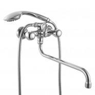 Смеситель для ванны с длинным изливом Iddis Classic Plus, 300 мм, CLPSBL0i10, , 5 490 руб., CLPSBL0i10, Iddis, Акция Iddis