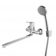Смеситель для ванны Iddis Vibe, 404 мм, VIBSBL2i10, , 6 890 руб., VIBSBL2i10, Iddis, Смесители iddis