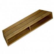 Деревянная ступенька для ванны 180х90 Jacob Delafone Wood Bain Douche Neo, E6D005-00, , 7 433 руб., E6D005-00, Jacob Delafone, Комплектующие для ванн