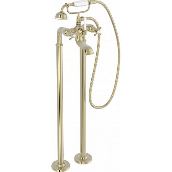 Смеситель для ванны и душа Jacob Delafon Cleo, 216 мм, E24314-BGG