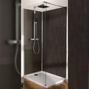 Боковая стенка Jacob Delafon Contra, 40х200 см, E22WP40-GA, , 8 146 руб., E22WP40-GA, Jacob Delafone, Душевые ограждения и шторки для ванн
