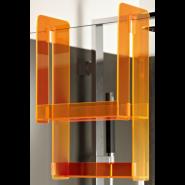 Полка для душевого уголка Jacob Delafon Contra, E6D070-S38, , 8 530 руб., E6D070-S38, Jacob Delafone, Аксессуары для ванной комнаты