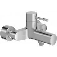 Смеситель для ванны и душа Jacob Delafon Cuff, 168 мм, E45532-CP, , 14 688 руб., E45532-CP, Jacob Delafone, Смесители для ванны и душа