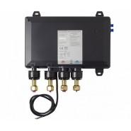 Встроенный термостатический клапан на 2 выхода Jacob Delafone DTV Prompt, 528D-K-NA, , 56 080 руб., 528D-K-NA, Jacob Delafone, Комплектующие для смесителей