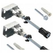 Комплект ножек для монтажа ванны Jacob Delafone Evok, E4023-NF, , 7 611 руб., E4023-NF, Jacob Delafone, Комплектующие для ванн