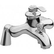 Смеситель для ванны и душа Jacob Delafon Fairfax, 174 мм, E71091-CP, , 27 467 руб., E71091-CP, Jacob Delafone, Смесители на борт ванны