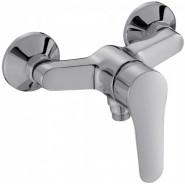 Смеситель для ванны и душа Jacob Delafon July, E16029-4-CP, , 7 290 руб., E16029-4-CP, Jacob Delafone, Смесители для ванны и душа