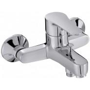 Смеситель для ванны и душа Jacob Delafon July, 165 мм, E16033-4-CP, , 8 472 руб., E16033-4-CP, Jacob Delafone, Смесители для ванны и душа