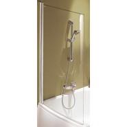 Экран на ванну Jacob Delafon Micromega Duo, 79х142 см, E4910-GA, , 31 427 руб., E4910-GA, Jacob Delafone, Душевые ограждения и шторки для ванн