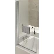 Экран на ванну Jacob Delafon Odeon Up, 80х145 см, E4932-GA, , 20 410 руб., E4932-GA, Jacob Delafone, Душевые ограждения и шторки для ванн