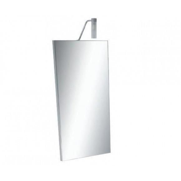 Зеркальный шкаф угловой со светильником Jacob Delafone Odeon Up, 350х650 мм, EB870-NF