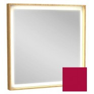 Зеркало с подсветкой Jacob Delafone Rythmik Pure, 645х645 мм, EB1772-M75, , 49 586 руб., EB1772-M75, Jacob Delafone, Зеркала с подсветкой