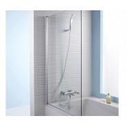Экран на ванну Jacob Delafon Struktura, 80х140 см, E6D042-GA, , 13 231 руб., E6D042-GA, Jacob Delafone, Душевые ограждения и шторки для ванн