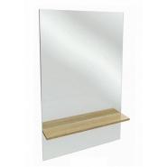 Зеркало Jacob Delafone Struktura, 590х1072 мм, EB1212-E13, , 11 579 руб., EB1212-E13, Jacob Delafone, Прямоугольные зеркала