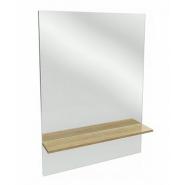 Зеркало Jacob Delafone Struktura, 790х1072 мм, EB1213-E13, , 12 833 руб., EB1213-E13, Jacob Delafone, Прямоугольные зеркала