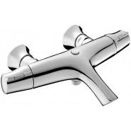 Смеситель для ванны и душа с термостатом Jacob Delafon Symbol, 205 мм, E71684-CP, , 32 340 руб., E71684-CP, Jacob Delafone, Смесители для ванны и душа