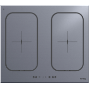 Индукционная варочная панель Körting, HIB 6409 BS, , 62 990 руб., HIB 6409 BS, Körting, Индукционные варочные панели