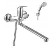 Смеситель для ванны и душа Lemark Plus Advance, 300 мм, LM1251C