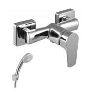 Смеситель для ванны и душа Lemark Plus Factor, LM1603C, , 3 770 руб., LM1603C, Lemark,Чехия, Смесители для ванны и душа