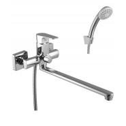 Смеситель для ванны и душа Lemark Plus Factor, 300 мм, LM1651C