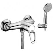 Смеситель для ванны и душа Lemark Omega, LM3103C, , 6 246 руб., LM3103C, Lemark,Чехия, Смесители для ванны и душа