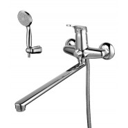 Смеситель для ванны и душа Lemark Omega, 350 мм, LM3151C