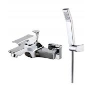 Смеситель для ванны и душа Lemark Unit, 199 мм, LM4502C, , 15 058 руб., LM4502C, Lemark,Чехия, Смесители для ванны и душа