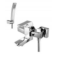 Смеситель для ванны и душа Lemark Unit, 185 мм, LM4514C, , 17 060 руб., LM4514C, Lemark,Чехия, Смесители для ванны и душа