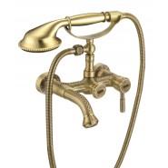 Смеситель для ванны и душа Lemark Jasmine, 203 мм, LM6612B, , 15 507 руб., LM6612B, Lemark,Чехия, Смесители для ванны и душа