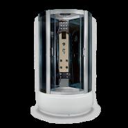 Гидромассажный бокс Luxus, с термостатом,  518  , , 56 600 руб., 518, Luxus, Душевые кабины с высоким поддоном