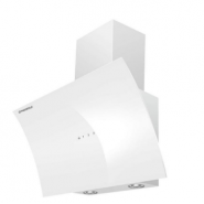 Наклонная кухонная вытяжка Blast 60 White Glass White Maunfeld, УТ000007775, , 20 490 руб., УТ000007775, Maunfeld, Кухонные вытяжки наклонные